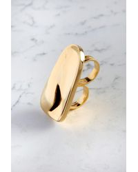 Cushnie et Ochs - Gold Phoena Ring - Lyst