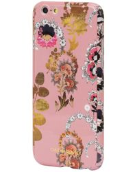 Cynthia Rowley - Floral Iphone 6/6s Case - Lyst