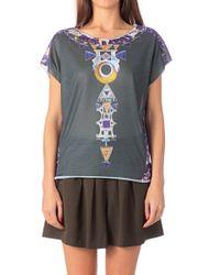 Antik Batik Short Sleeve Top  - Lyst