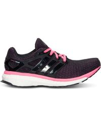 Adidas Womens Boost Reveal Running Sneakers From Finish Line - Lyst
