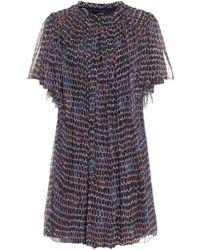 Isabel Marant Milly Silk-Chiffon Dress - Lyst