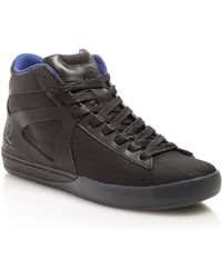 Puma X Alexander Mcqueen Step Mid Sneakers - Lyst