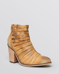 Free People - Booties - Hybrid Strappy High Heel - Lyst