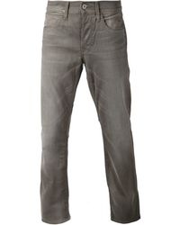 Hudson Faded Jeans - Lyst