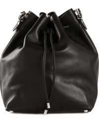 Proenza Schouler Large Leather Bucket Bag - Lyst