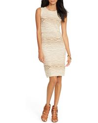 Ralph Lauren Lauren Matalino Sleeveless Dress - Lyst