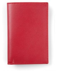 Comme Des Garçons Red Card Holder - Lyst