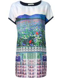 Mary Katrantzou 'Lanta' Jersey Dress - Lyst
