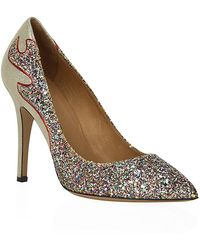 Isabel Marant Gilby Suede Pump - Lyst