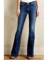 Mother Cruiser Flare Jeans - Lyst