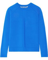 Reed Krakoff - Cashmere, Wool And Silk-blend Jumper - Lyst