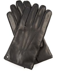 Mulberry - Leather Gloves - Lyst