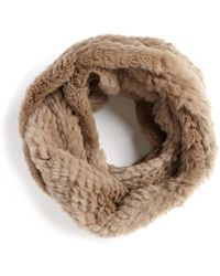 Jocelyn | Rabbit Solid Scarf | Lyst