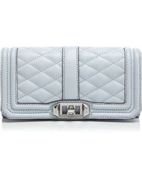 Rebecca Minkoff | Mini Love Clutch | Lyst