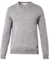 Burberry London Lydden Wool-Knit Sweater - Lyst