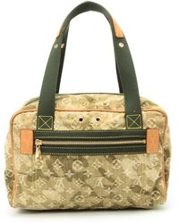 Louis Vuitton Brown Jasmin Handbag - Lyst