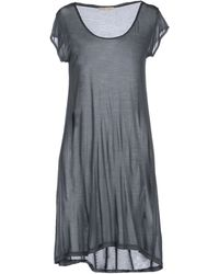 Alternative Apparel - Short Dress - Lyst