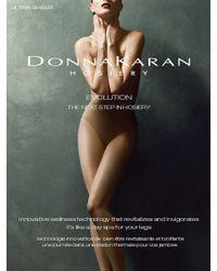 Donna Karan New York Evolution Ultra Sheer - Lyst