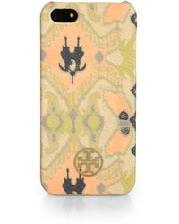 Tory Burch Kerrington Ikat Hardshell Iphone 5/5S Case - Lyst