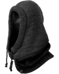 Bickley + Mitchell - Hooded Scarf - Lyst