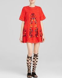 Free People Dress - Perfectly Victorian - Lyst