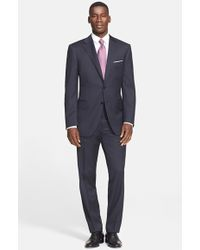 Canali Classic Fit Wool Suit - Lyst