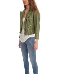 3.1 Phillip Lim Sculpted Moto Jacket - Lyst