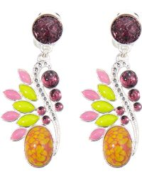 Moutoncollet - Opsis Anise Earrings - Lyst