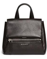 Givenchy   'pandora Pure' Mini Leather Flap Bag   Lyst