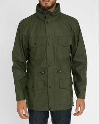 Rains   Khaki Limited Edition Four-pocket Raincoat   Lyst