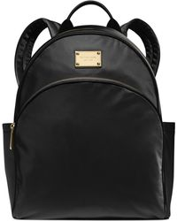 Michael Kors Michael Large Nylon Backpack - A Macys Exclusive - Lyst