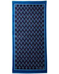 Vera Bradley Beach Towel blue - Lyst