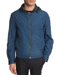 Jil Sander Amburgo Reversible Green Jacket green - Lyst