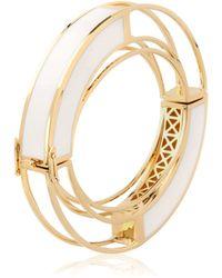 Eddie Borgo - Circle Frame Bracelet - Lyst