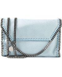 Stella McCartney Falabella Faux-leather Shoulder Bag - Lyst