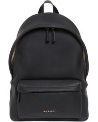 Givenchy - Rubber Effect Backpack With Star Studs - Lyst