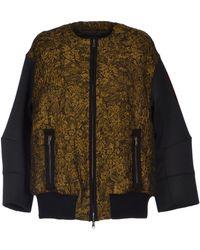 Gold Case Jacket - Lyst