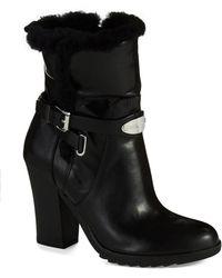MICHAEL Michael Kors Lizzie Ankle Boots - Lyst