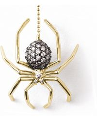 J. Herwitt - Large Spider Lariat Necklace - Lyst