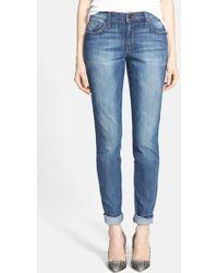 Joe's Jeans Slim Boyfriend Jeans - Lyst
