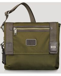 Tumi Alpha Bravo Beale Mini Messenger Bag - Lyst