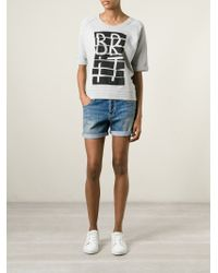 Burberry Brit | Denim Shorts | Lyst