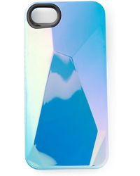 Marc By Marc Jacobs Geometric Iphone 5 Case - Lyst