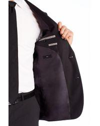 Hugo Boss Huge/Genius   Slim Fit, Stretch Virgin Wool Suit - Lyst