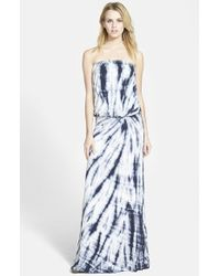 Young Fabulous & Broke 'Sydney' Strapless Maxi Dress - Lyst