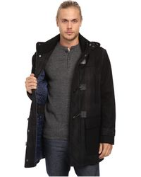 Marc New York By Andrew Marc Black Wesley Coat - Lyst