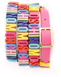 Moschino - Bracelet - Multi - Lyst