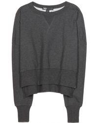 Y-3 Cotton Sweatshirt - Lyst