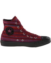 Converse Chuck Taylor All Star Winter Material Hi - Lyst