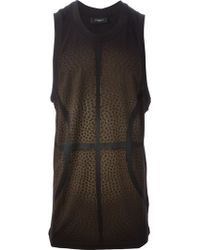Givenchy Basketball Print Vest - Lyst